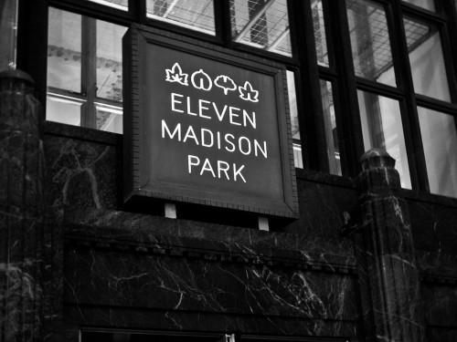 Eleven Madison Park!