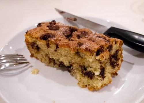 Sourcream Coffee Cake