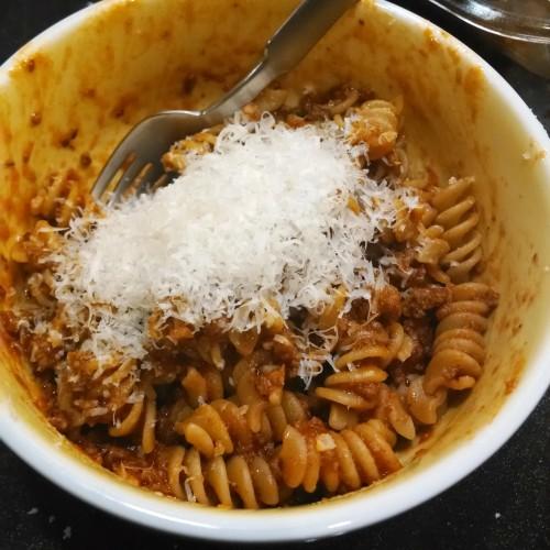 bolognese bowl