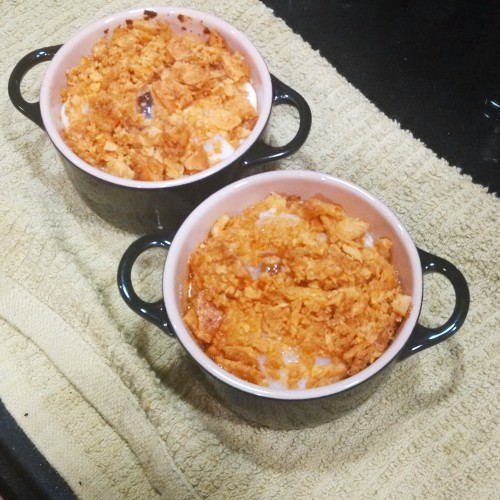 Chorizo Ritz