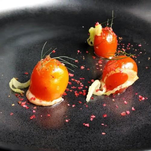 Foie Kumquats