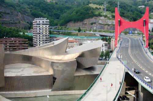 Guggnheim Bilbao