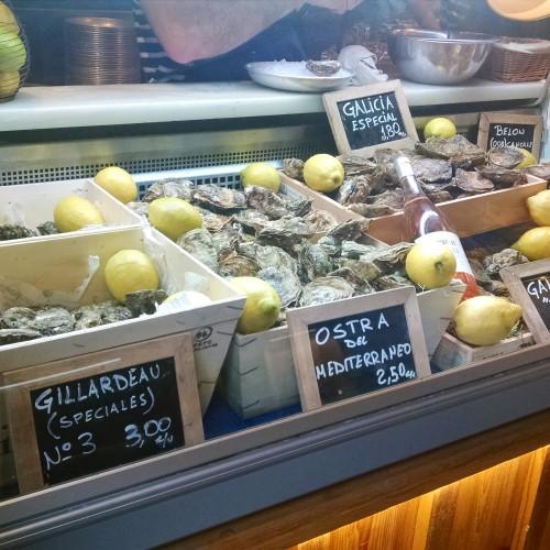 El Puertito Oysters